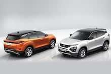 Tata Harrier Launched in new Dual-Tone Paint Scheme to Celebrate 10,000 Customers