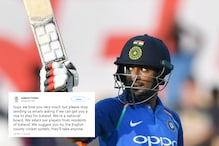 Indian Fans are Spamming Iceland Cricket With Visa Requests After Hilarious Offer for Ambati Rayudu