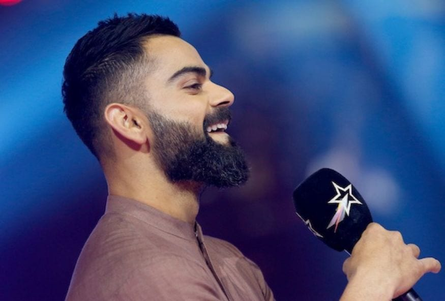 Pro Kabaddi League Season 7 Virat Kohli Cheers For The