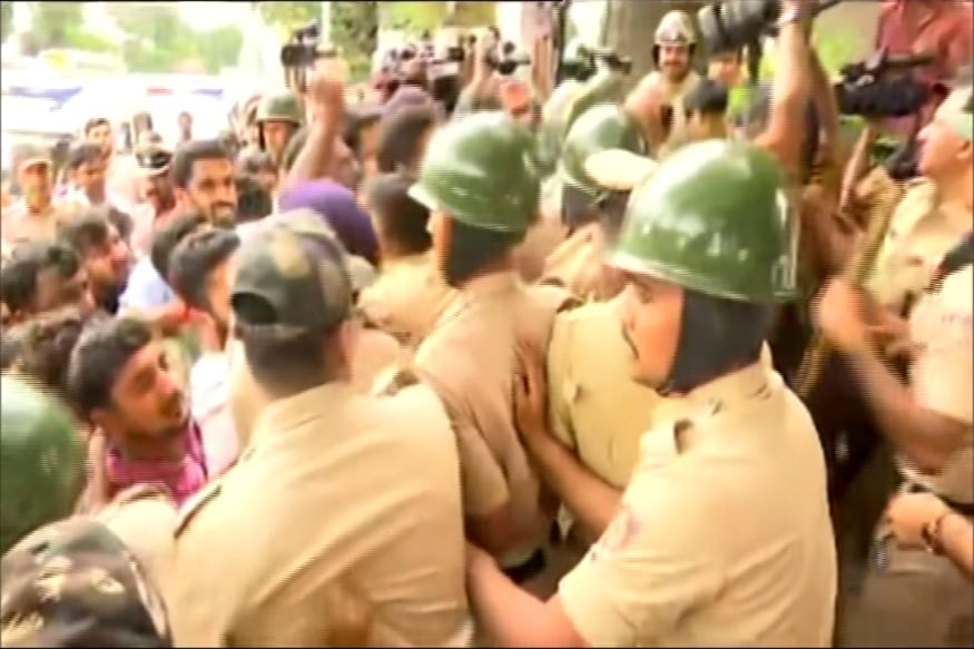 Section 144 Imposed in Bengaluru Till Thursday After Clashes