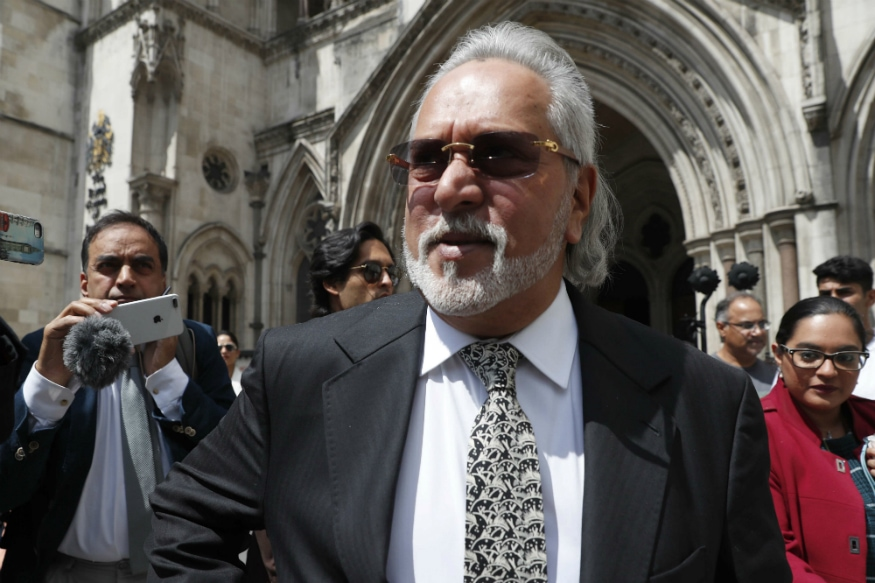 Indian Banks Back in UK Court to Seek Bankruptcy Order Against Mallya Over Non-payment of Debt