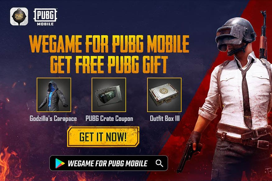 PUBG Mobile: Download This App to Get Godzilla's Carapace