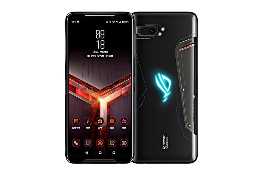 Asus ROG Phone II to Launch in India Today: How to Watch Livestream