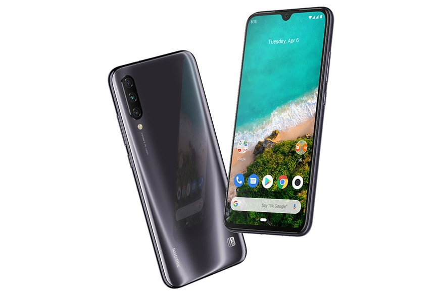 Xiaomi Mi A3 Launched With Triple Rear Camera