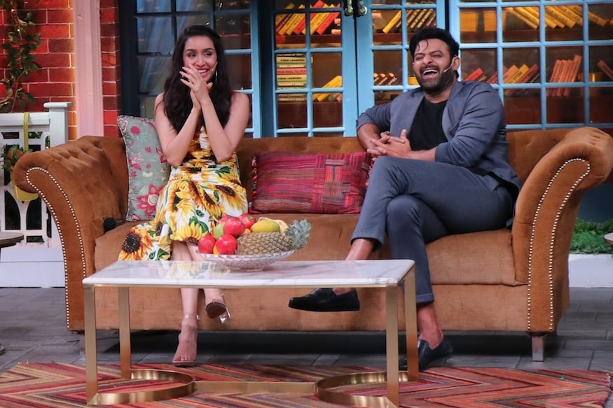 Prabhas Tries to Sleep a Day Before His Film Releases, Shraddha Kapoor Suffers from Indigestion