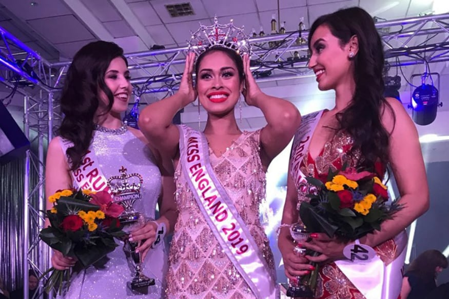 British Indian Doctor Crowned Miss England 2019, to Compete