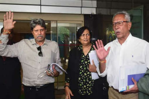 Kapil Dev-led CAC's Request to Select Support Staff for Team India Turned Down