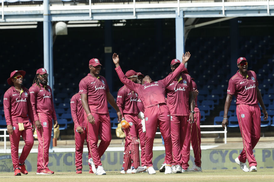 In Pics, India vs West Indies Second ODI in Port of Spain
