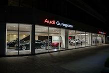 Audi Inaugurates new Showroom in Gurugram, Launches 'myAudi Connect' App