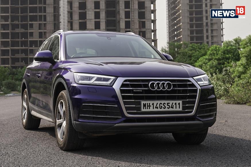 Audi Q5 Road Test Review: The Best 'Q' SUV