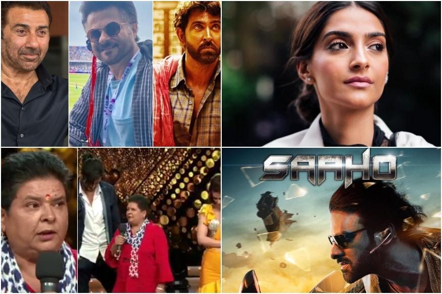 Bollywood Mourns Arun Jaitley's Death, Sonam Kapoor Has Iodine Deficiency