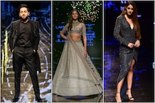Ayushmann Khurrana, Disha Patani Turn Showstoppers at Lakme Fashion Week 2019