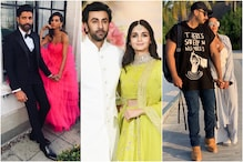 Celebrity Couples Who Accepted Their Relationship in Public – In Photos