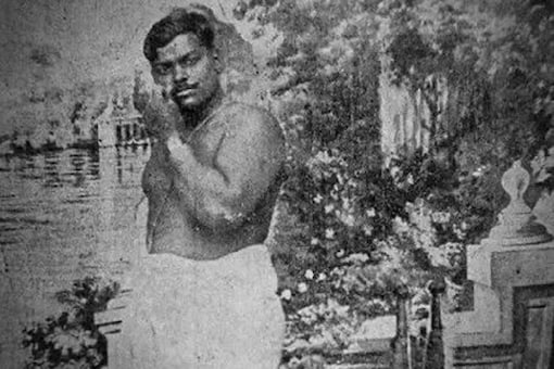 File photo of Chandra Shekhar Azad.