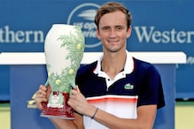Daniil Medvedev Beats David Goffin to Win Cincinnati Open, Enters Top 5 of ATP Rankings