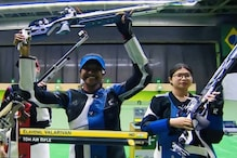 India's Elavenil Valarivan Wins 10m Air Rifle Gold at Shooting World Cup in Rio, Joins Elite List