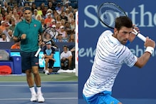 Cincinnati Open: Roger Federer, Novak Djokovic Advance as Serena Williams Withdraws