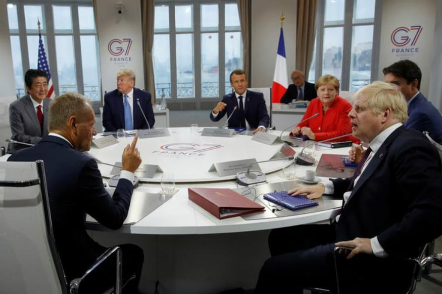 For G7, 'Too Early' to Reintegrate Russia: Diplomatic Sources