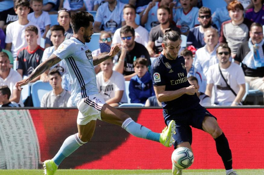 La Liga: Gareth Bale Returns as Real Madrid Get Back to Winning Ways at Celta Vigo