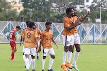 Durand Cup: Joseph Scores Hat-trick as Gokulam Kerala FC Set Up Semi-final vs East Bengal