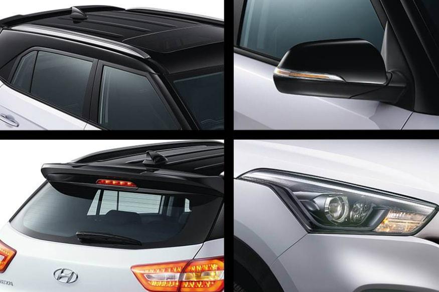 Hyundai Creta Sports Edition. (Image source: Autocar India)