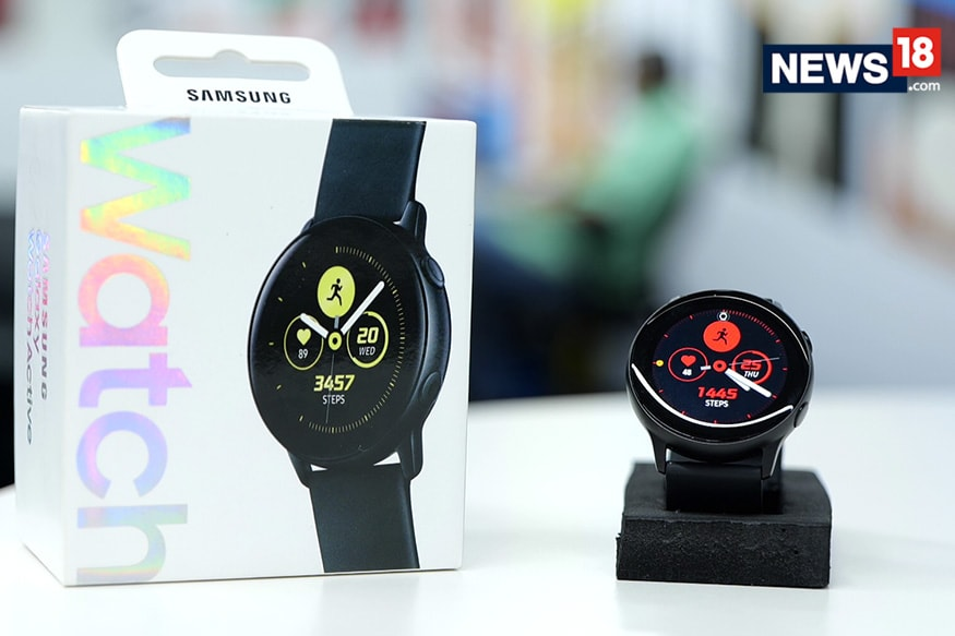 Samsung Galaxy Watch Active Review: Fitness Tracking Meets Minimalism