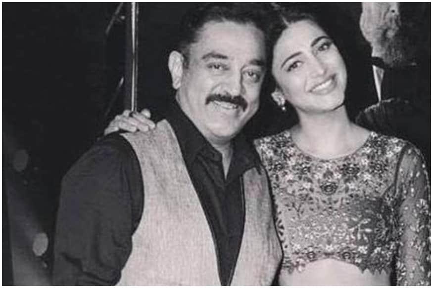 Shruti Haasan Pens Heartwarming Note on Dad Kamal Haasan Completing 60 Years in Films
