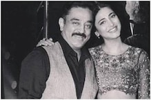 My Dad Never Punished or Yelled at Me, Says Shruti Haasan