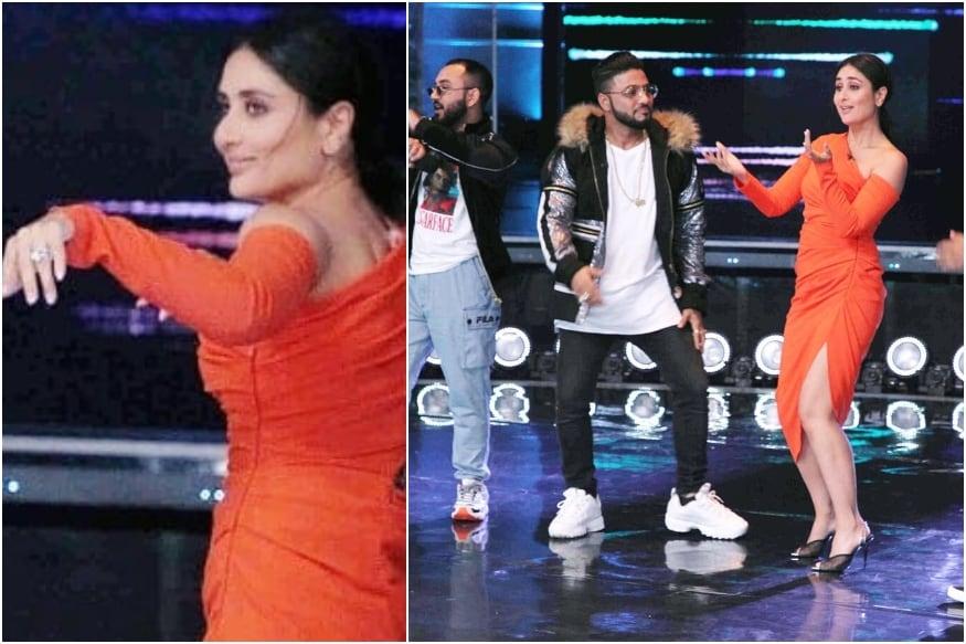 After Alia Bhatt, Kareena Kapoor Grooves to Prada Song on Sets of DID 7