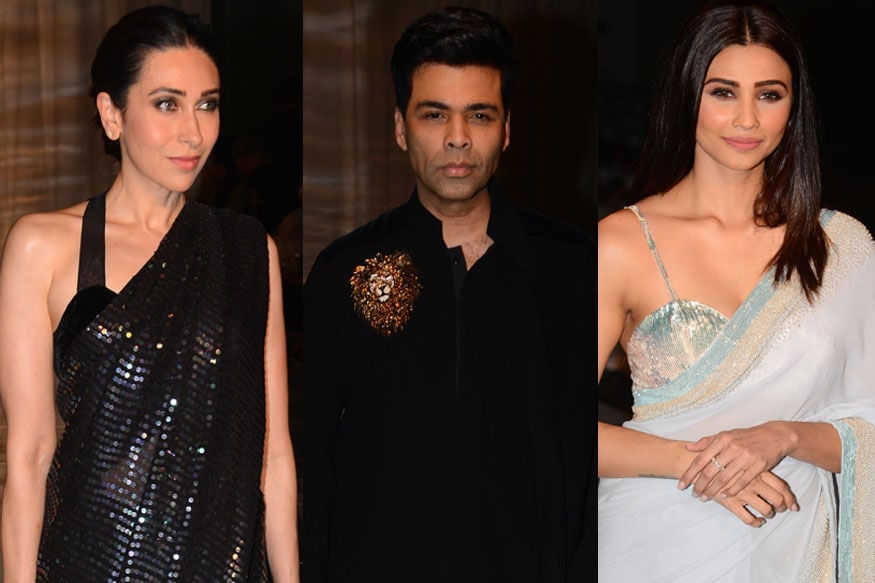 PICS: Bollywood Stars Grace the Lakme Fashion Week 2019