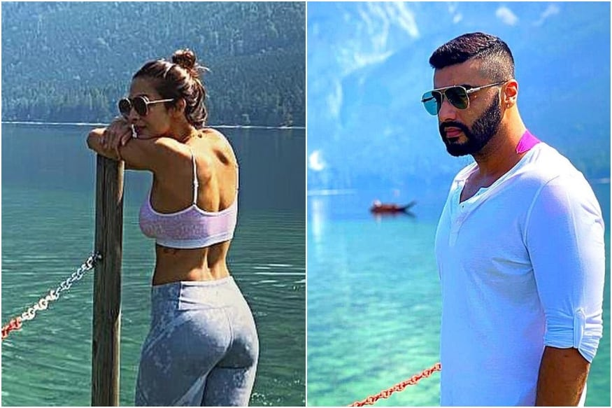 Image result for malaika arora and arjun vacation
