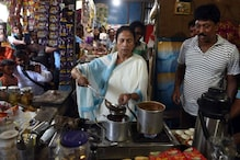 Tourists Caught by Surprise as Mamata Banerjee Brews Tea at Digha Stall, Netizens Get a Treat Too