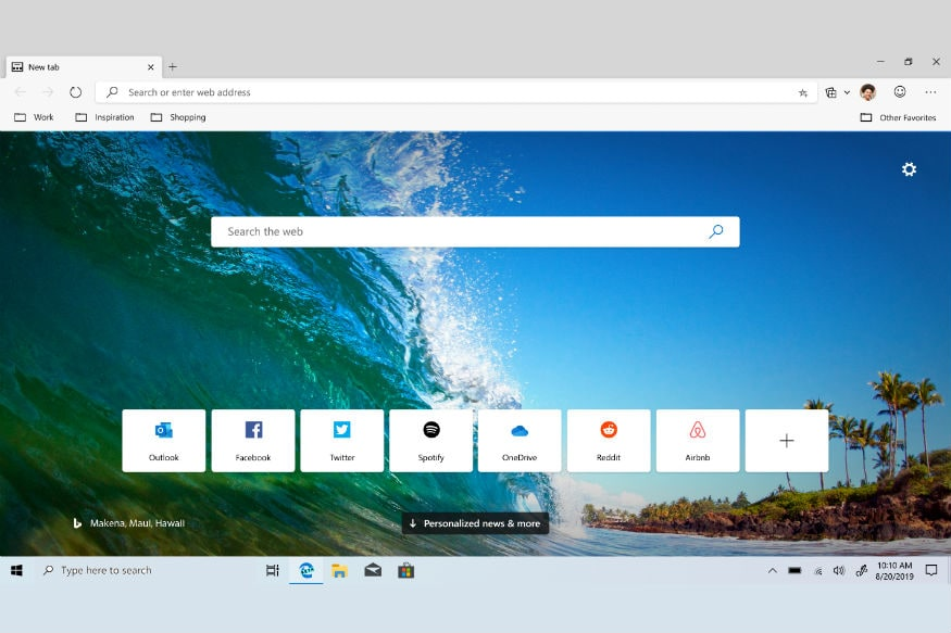 Microsoft Edge Beta Chromium-Based Browser Released: Features, Download Link and More