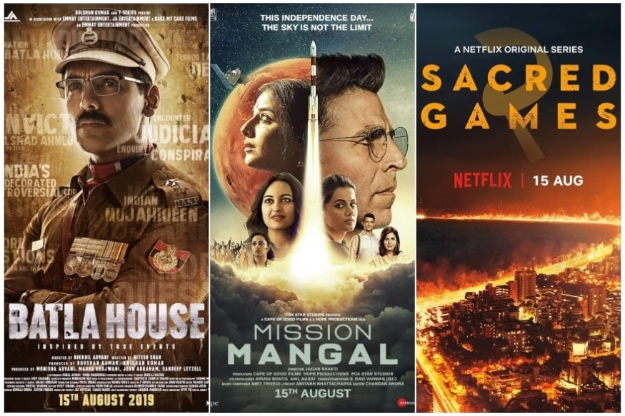 Is Sacred Games 2 Big Enough Threat for Mission Mangal