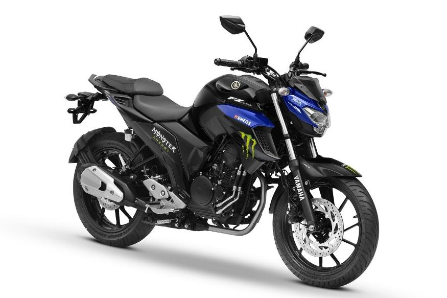 FZ25 MototGP edition. (Image source: Yamaha)