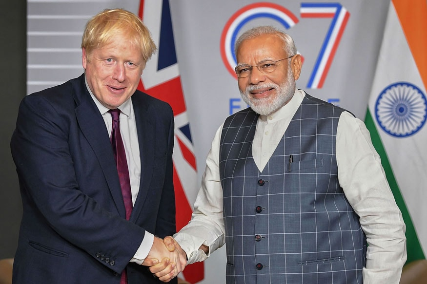 India invites UK PM Boris Johnson as the guest for Republic Day 2021
