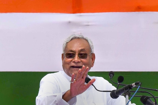 File photo of Bihar CM Nitish Kumar.