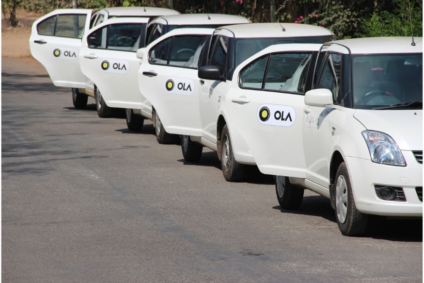 COVID-19: Ola Launches Fund to Help Drivers, CEO to Forego a Years