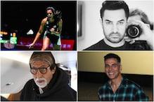 Amitabh Bachchan, Akshay Kumar, Aamir Khan Congratulate Shuttler PV Sindhu
