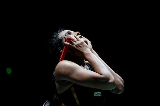PV Sindhu Photo Credit: Reuters)