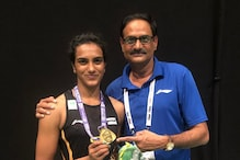 Could Not Hold Back Tears When I Heard National Anthem: Golden Girl PV Sindhu After Historic Win