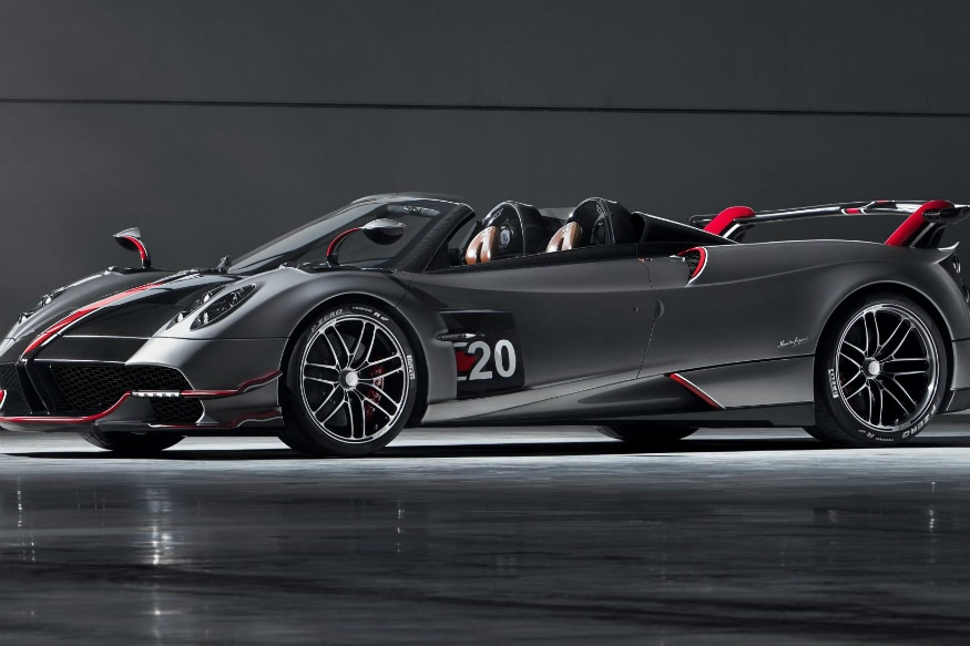 The Pagani Huayra Roadster BC is a Rs 30 Crore Piece of Carbon Greatness