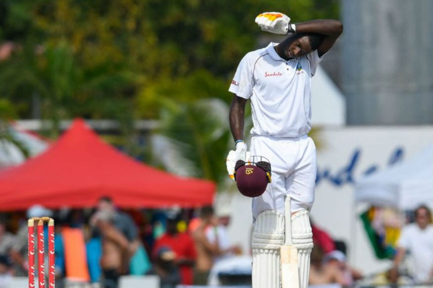 In Pics, India vs West Indies Day 3 at Antigua