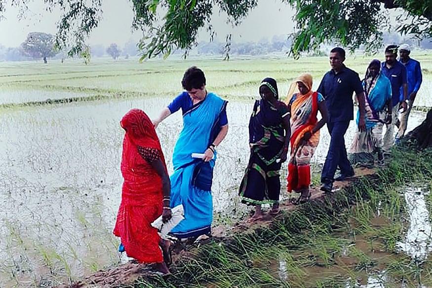 Priyanka Gandhi's Aide Booked for Assaulting, Threatening Journalist During Her Sonbhadra Visit