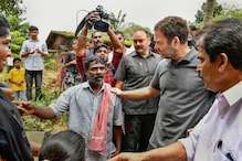 Rahul Gandhi Targets PM Modi Over Not Visiting Flood-hit Kerala & Delay in Relief Package