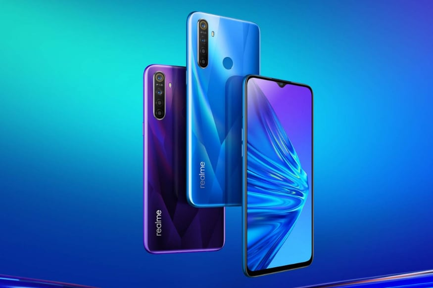 Realme 5 to Receive First Software Update With August