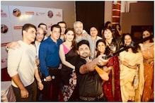 Salman Khan, Madhuri Dixit, Renuka Shahane in an Epic Selfie to Mark 25 Years of Hum Aapke Hain Koun