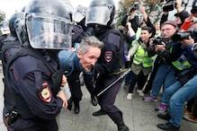 Russian Police Detain Hundreds at 'Unauthorised' Opposition Protest in Moscow