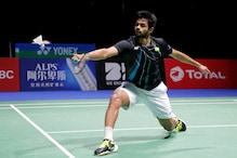 BWF World Championships: Sai Praneeth Finishes With Bronze After Semi-final Loss to Momota