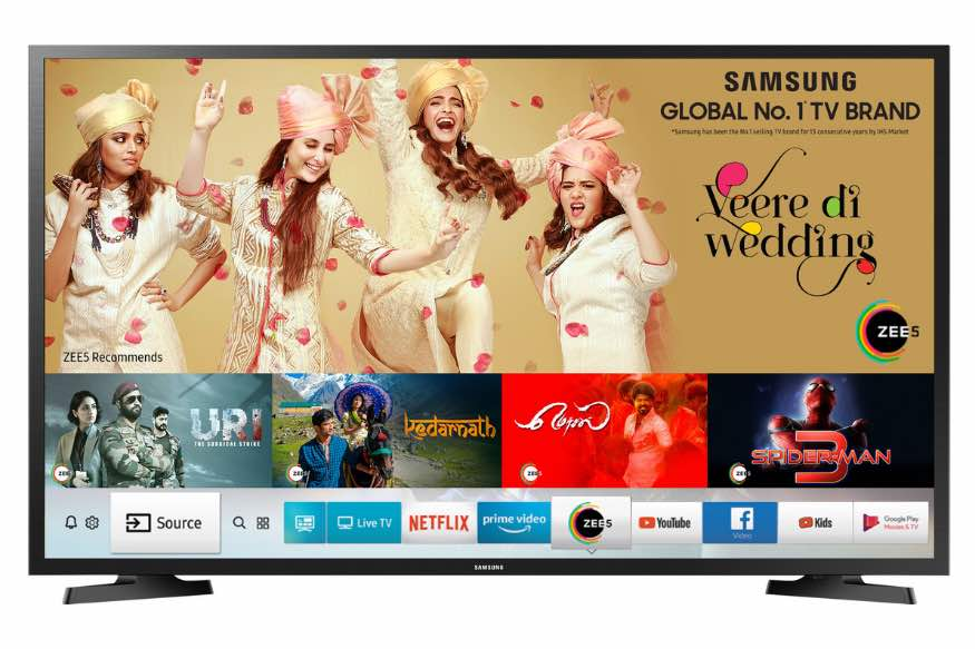 Samsung Has a New 32-inch 7-in-1 Smart TV For Rs 17,990 And it Can Also be Your PC